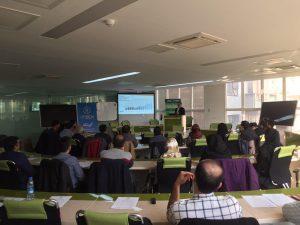 گزارش تصویری سومین پیش رویداد آموزشی استارتاپ ویکند انرژی ایران
